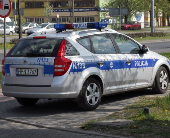Policja Olkusz: Policjantka na spotkaniu z Seniorami