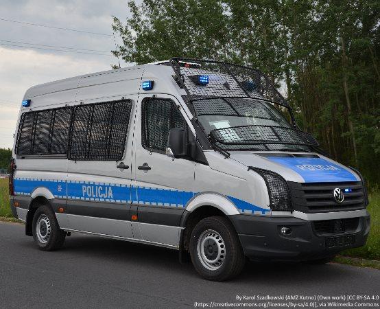 Policja Olkusz: Wolbromscy  policjanci zatrzymali dwóch mężczyzn i przejęli narkotyki