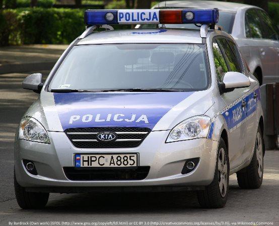 Policja Olkusz: Zatrzymano 35-latka, który miał przy sobie marihuanę