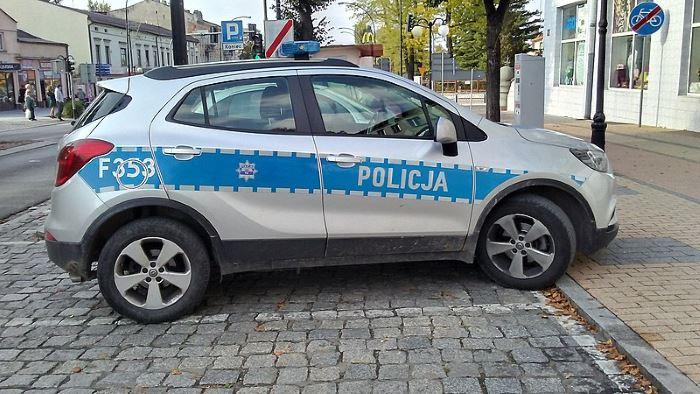 """Policja Olkusz: Policyjna akcja  """"NURD"""" w Olkuszu"""